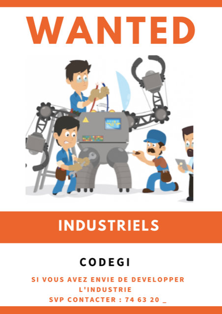 Codegi - Industriels