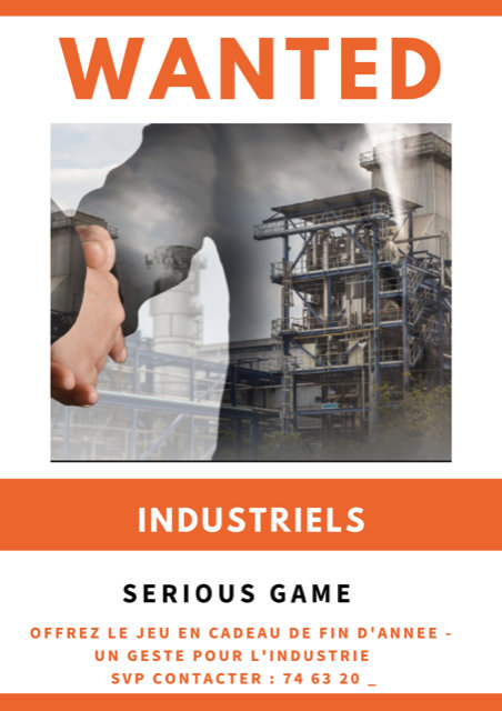 Serious Game - Industriels